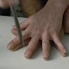 Aliens - Knife Trick